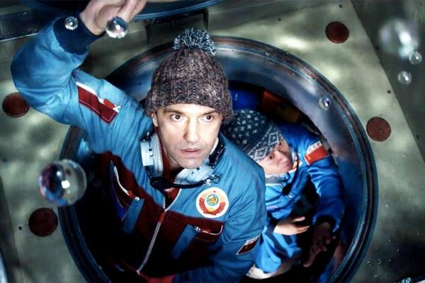 В картине «Салют-7» Владимир Вдовиченков сыграл космонавта