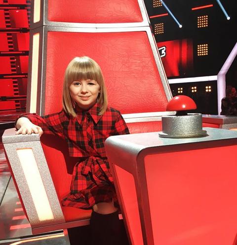 Звезда детского «Голоса» Ярослава Дегтярева: «Я была поражена новыми наставниками»