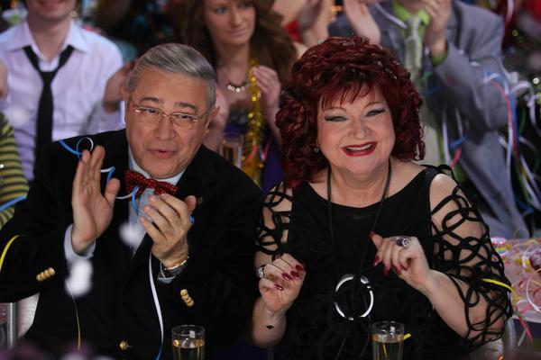 Евгений Петросян и Елена Степаненко прожили в браке около 30 лет