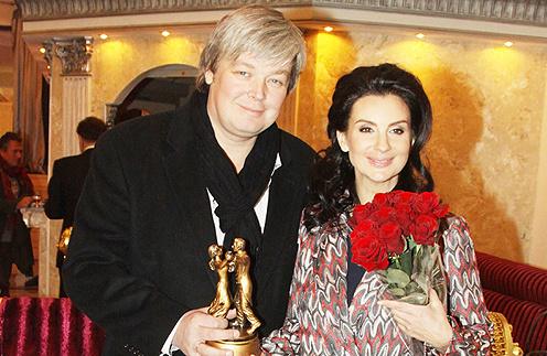 Екатерина и Александр Стриженовы