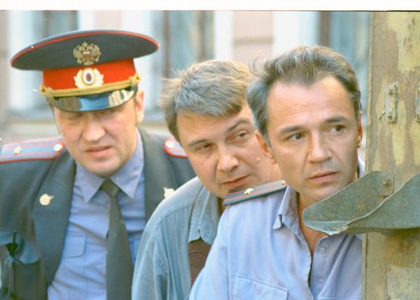 Евгений Леонов-Гладышев запомнился зрителям по сериалу «Убойная сила»