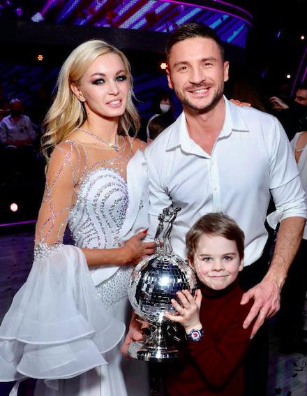 Никита первым поздравил отца с победой