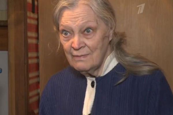 Инга Задорожная уверена, что сын хочет лишить ее квартиры