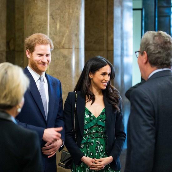 Меган Маркл готовится выполнять обязанности супруги принца Гарри