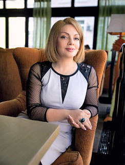 Психолог Анетта Орлова