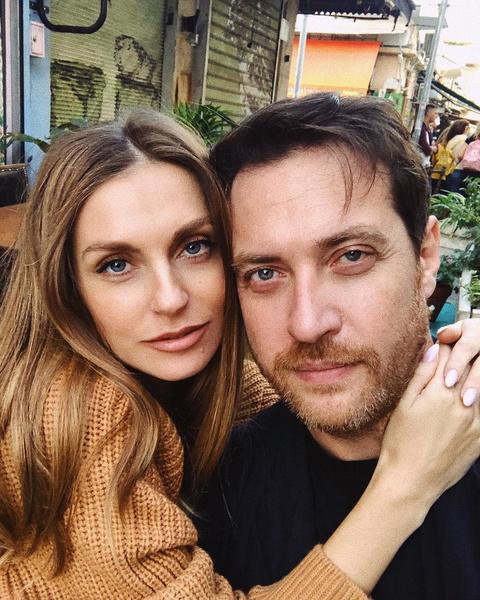 В марте 2019-го у Саши и Кирилла родился сын Леон