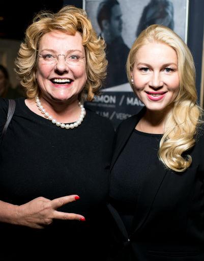 Регина фон Флемминг и Екатерина Одинцова