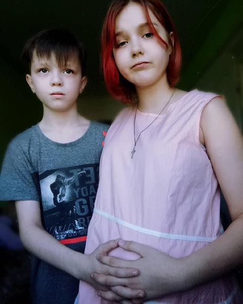 Помогать в воспитании ребенка Даше будет ее 10-летний бойфренд