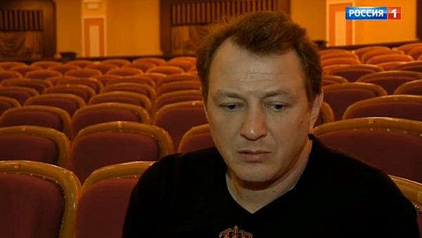 Марат Башаров хранил тайну коллеги по цеху