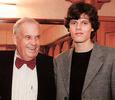 Единственный внук Эльдара Рязанова: «Дед, я буду скучать…»