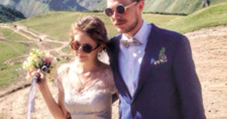 Никите Ефремову и Яне Гладких подарили свадебное путешествие