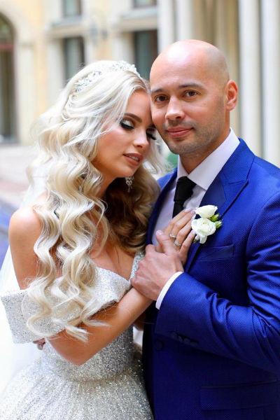 Кристина Ослина и Андрей Черкасов
