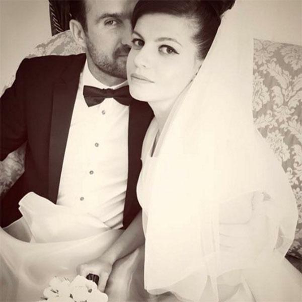 Агния Кузнецова и Максим Петров сыграли свадьбу в середине сентября