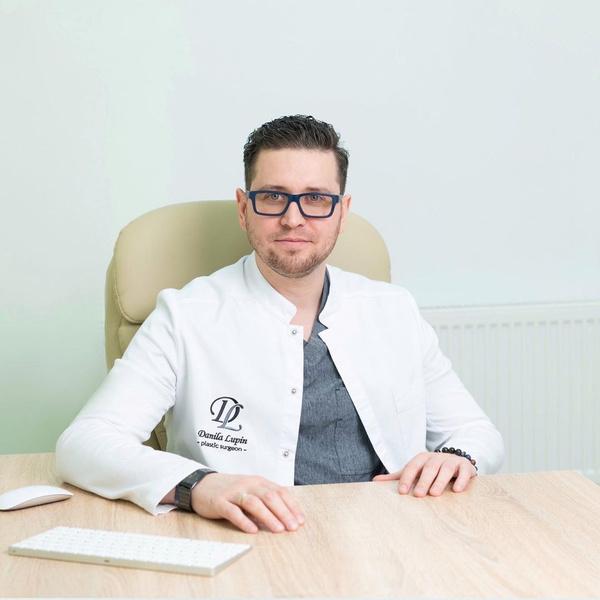 Пластический хирург Данила Люпин