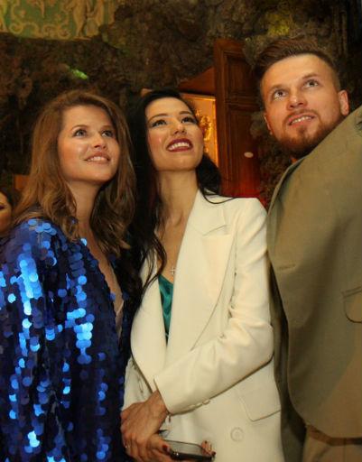 Юлия Топольницкая, певица Флорида и Игорь Чехов стали гостями премии