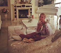 Анастасия Волочкова планирует снимать клипы в новом доме