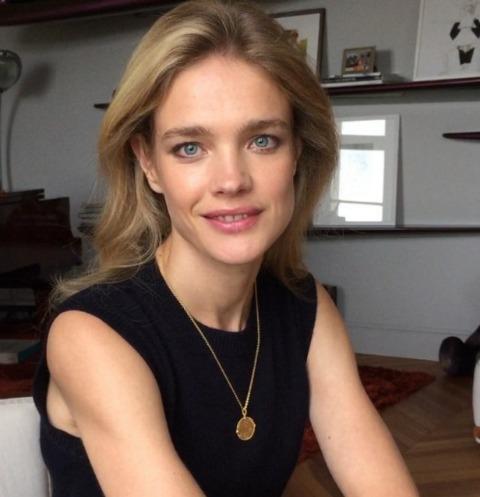 Наталья Водянова мечтает познакомиться с Анджелиной Джоли
