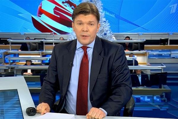 Кирилл Клейменов заменял Андрееву в программе «Время»