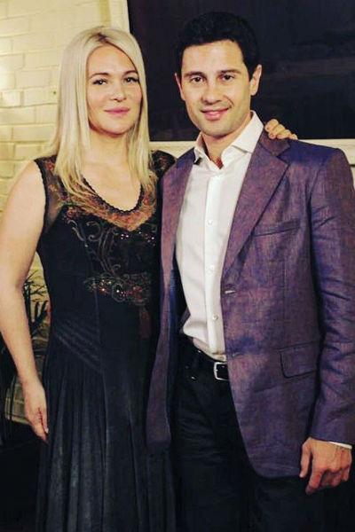 Виктория и Антон Макарские для многих поклонников являются эталоном семейной пары