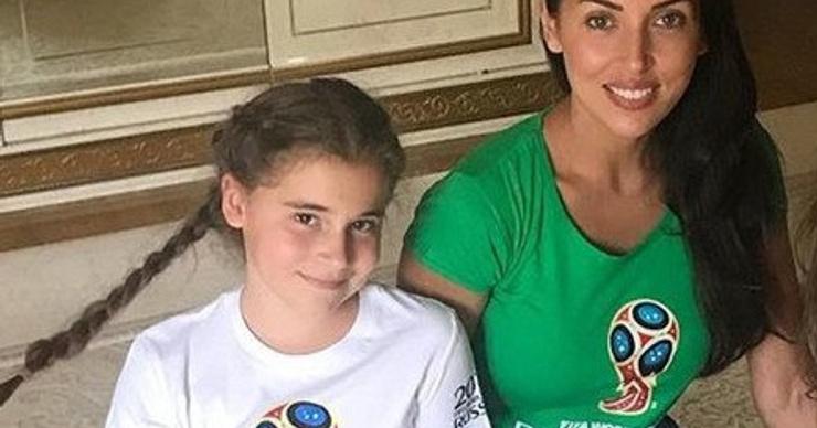 Дочь Алсу: «Я хочу продолжить карьеру певицы»