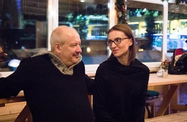 Дмитрий Марьянов женился на Ксении Бик два года назад