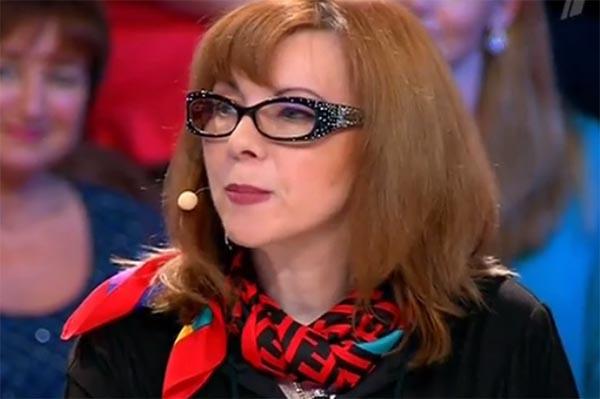 Вдова Жени Белоусова Елена
