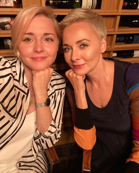 Дочери актрисы 28 лет