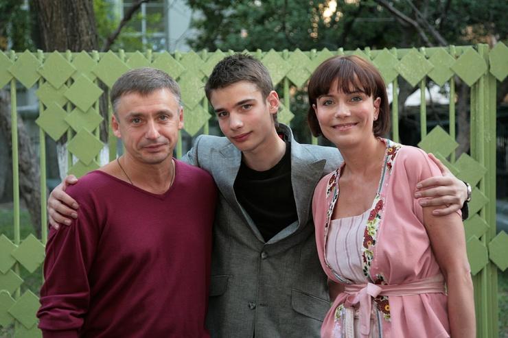 Екатерина Семенова подарила Антону Табакову первенца Никиту