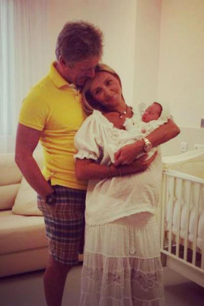 Теперь Дмитрий Песков и Татьяна Навка мечтают о сыне