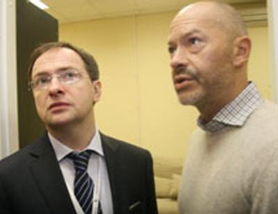 Федор Бондарчук провел экскурсию по «Ленфильму»