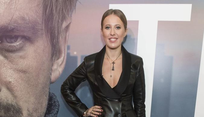 Ксения Собчак посмеялась над тем, что она была любовницей продюсера