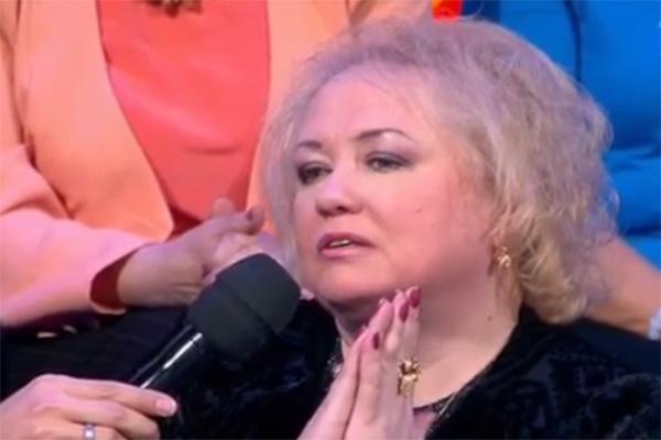 Дочь Владимира Мулявина Марина