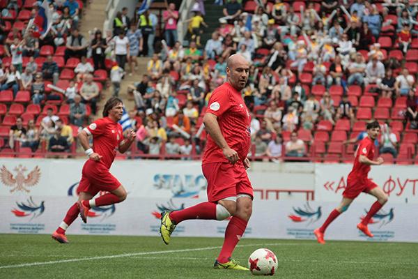 Стиль жизни: Футбольно-музыкальный фестиваль «Арт-футбол» соберет более 500 артистов со всего мира – фото №5