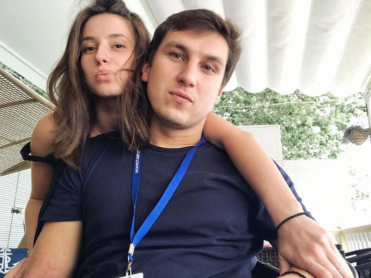 Татьяна изменила Роману с участником «Квартета И»