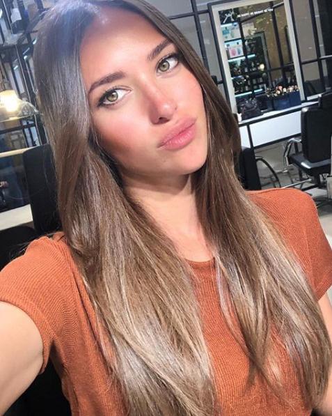 Новая девушка певца Наталья Сульянова