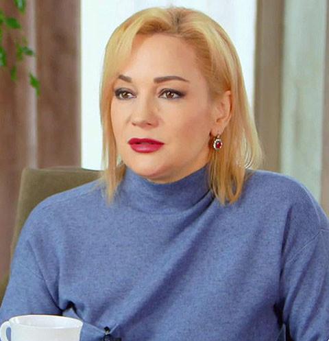 Татьяна Буланова о третьем браке: «Хоронить себя не собираюсь»