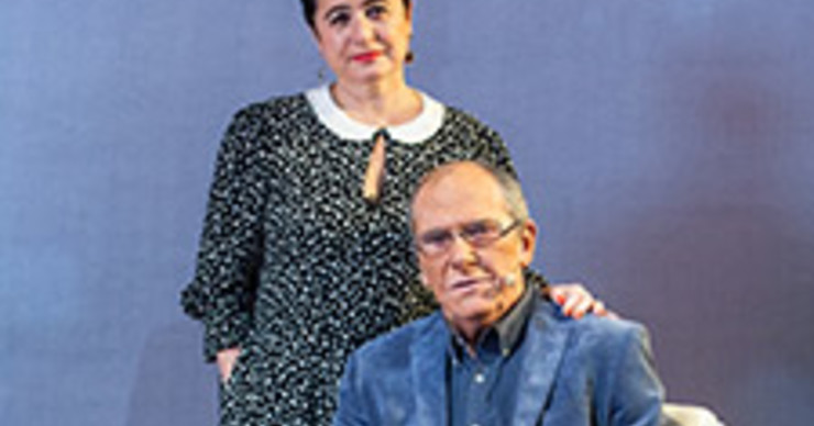 Эммануил Виторган и Анжелика Агурбаш разыграли карту любви