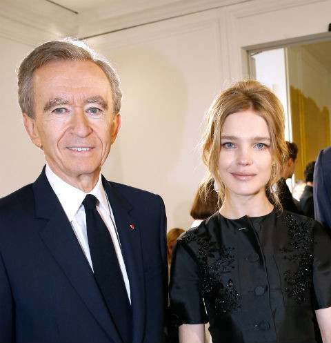 Свекор Натальи Водяновой купил бренд Tiffany за 16 миллиардов