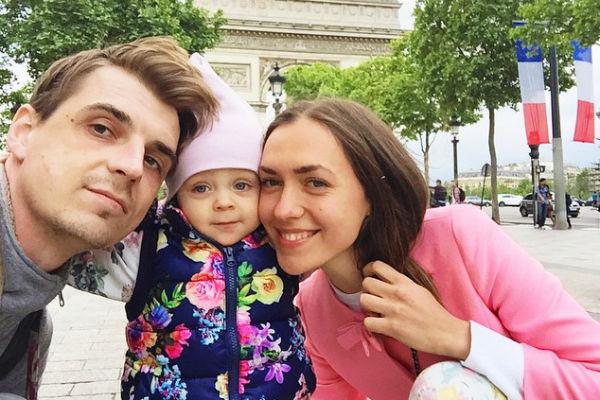 Марии и Сергею еще предстоит вместе воспитывать дочь Лизу