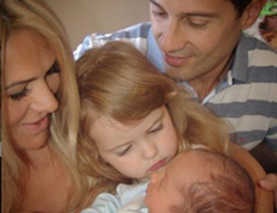 Макарские поделились трогательным семейным фото
