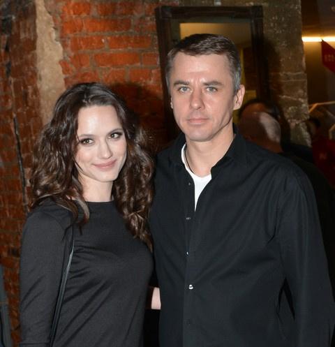 Кристина Бродская и Игорь Петренко
