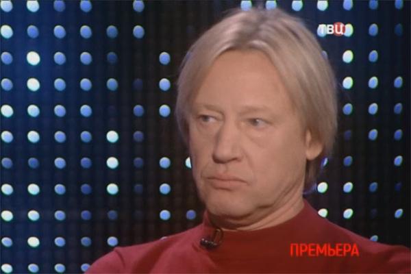 Харатьян разоткровенничался в программе Киры Прошутинской «Он и она»