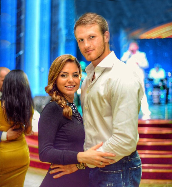 Евгения Ноур и Иван Телегин прожили вместе 2,5 года