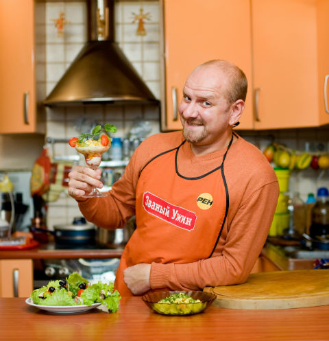 Григорий Шевчук проработал в кулинарной программе 11 лет