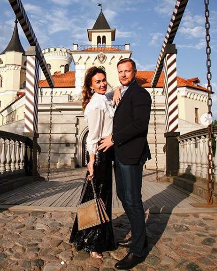 Екатерина и Вячеслав всегда готовы поддержать Ксению