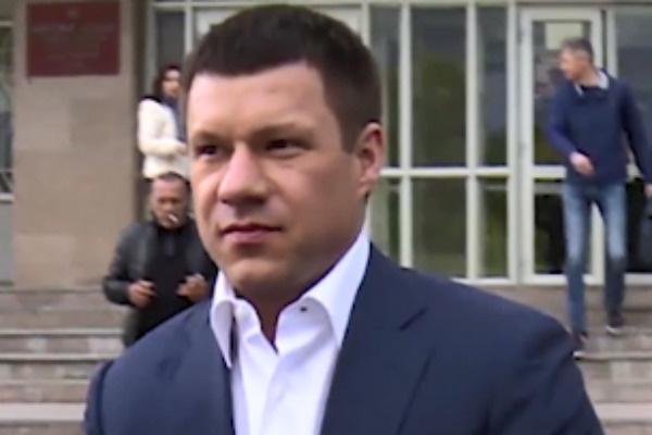 Максим Аксенов, бывший муж Даны Борисовой