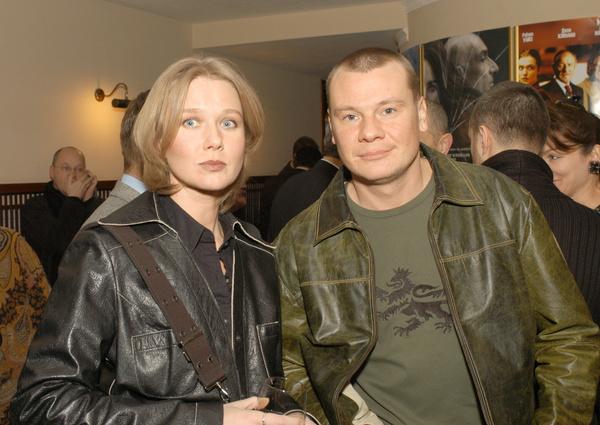 Дарья Михайлова и Владислав Галкин были вместе и дома, и на работе