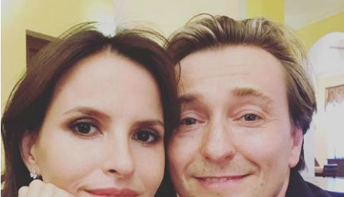 Жена Сергея Безрукова родила второго ребенка