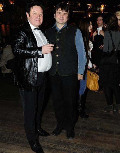 Тимур Кизяков и Александр Митрошников