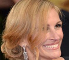 «Оскар» 2014: прическа как у Джулии Робертс, Эмми Уотсон и Кристин Белл